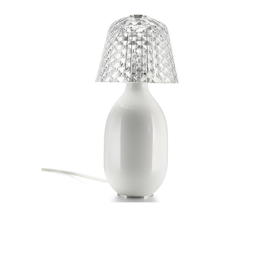 CANDY LIGHT LAMPE, Blanc